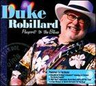 DUKE ROBILLARD Passport to the Blues album cover