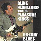 DUKE ROBILLARD Rockin' Blues album cover