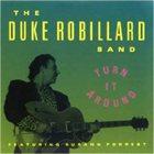 DUKE ROBILLARD Turn It Around album cover