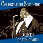 DUKES OF DIXIELAND (1975) Celebrating Satchmo album cover