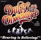 DUKES OF DIXIELAND (1975) Hearing Is Believing album cover