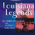 DUKES OF DIXIELAND (1975) Louisiana Legends album cover