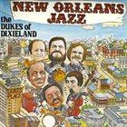 DUKES OF DIXIELAND (1975) New Orleans Jazz album cover