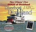 DUKES OF DIXIELAND (1975) Riverboat Dixieland album cover