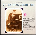 DUKES OF DIXIELAND (1975) Salute To Jelly Roll Morton album cover