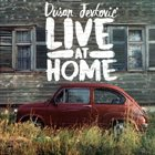 DUŠAN JEVTOVIĆ — Live At Home album cover