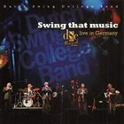 DUTCH SWING COLLEGE BAND Swing That Music (Live in Germany) album cover