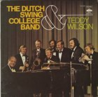 DUTCH SWING COLLEGE BAND The Dutch Swing College Band & Teddy Wilson album cover