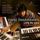 DWIKI DHARMAWAN Live In Usa album cover