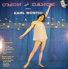EARL BOSTIC C'mon And Dance With Earl Bostic album cover