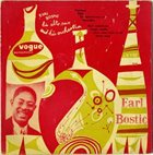 EARL BOSTIC His Alto Sax And His Orchestra album cover