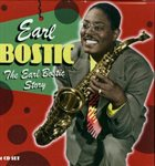EARL BOSTIC The Earl Bostic Story album cover