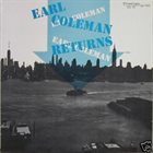 EARL COLEMAN Earl Coleman Returns album cover
