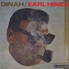 EARL HINES Dinah album cover