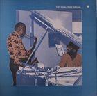 EARL HINES Earl Hines / Budd Johnson : Linger Awhile album cover