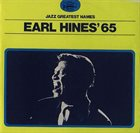 EARL HINES Earl Hines' 65 (aka '65 Piano Solo) album cover