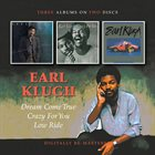 EARL KLUGH Dream Come True/Crazy For You/Low Ride album cover