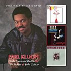 EARL KLUGH Soda Fountain Shuffle / Life Stories / Solo Guitar album cover