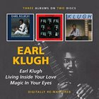EARL KLUGH Earl Klugh/Living Inside Your Love/Magic In Your Eyes album cover