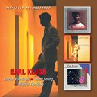 EARL KLUGH Finger Paintings/Heart String/Wishful Thinking album cover