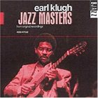 EARL KLUGH Jazz Masters album cover