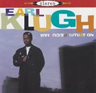 EARL KLUGH Peculiar Situation album cover