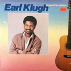 EARL KLUGH Romantic Guitar album cover