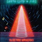 EARTH WIND & FIRE Electric Universe album cover