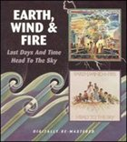 EARTH WIND & FIRE Last Days and Time / Head to the Sky album cover