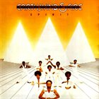 EARTH WIND & FIRE Spirit album cover