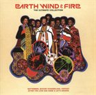 EARTH WIND & FIRE The Ultimate Collection album cover