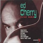 ED CHERRY First Take album cover