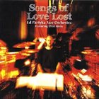ED PARTYKA Songs Of Love Lost album cover