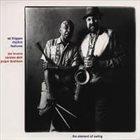 ED THIGPEN Element Of Swing (with Joe Lovano) album cover