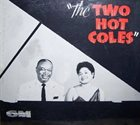 EDDIE AND BETTY COLE The Two Hot Coles album cover