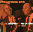 EDDIE 'CLEANHEAD' VINSON Eddie 'Cleanhead' Vinson and Jay McShann : Jumpin' the Blues album cover