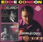 EDDIE CONDON Bixieland / Treasury of Jazz album cover