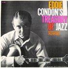 EDDIE CONDON Eddie Condon's Treasury of Jazz album cover