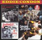EDDIE CONDON Jam Session Coast to Coast / Jammin' at Condon's album cover