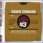 EDDIE CONDON Jam Session Coast to Coast album cover