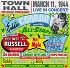 EDDIE CONDON Live at Town Hall (1944) album cover