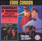 EDDIE CONDON Midnight in Moscow / The Roaring Twenties album cover
