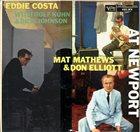 EDDIE COSTA At Newport album cover