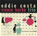 EDDIE COSTA The Eddie Costa-Vinnie Burke Trio album cover