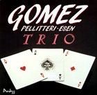 EDDIE GOMEZ Trio album cover