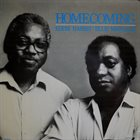 EDDIE HARRIS Eddie Harris / Ellis Marsalis ‎: Homecoming album cover