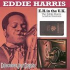 EDDIE HARRIS E.H. In The U.K./Is It In album cover