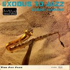 EDDIE HARRIS Exodus to Jazz Album Cover