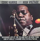 EDDIE HARRIS High Voltage album cover