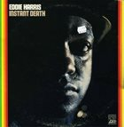 EDDIE HARRIS Instant Death album cover
